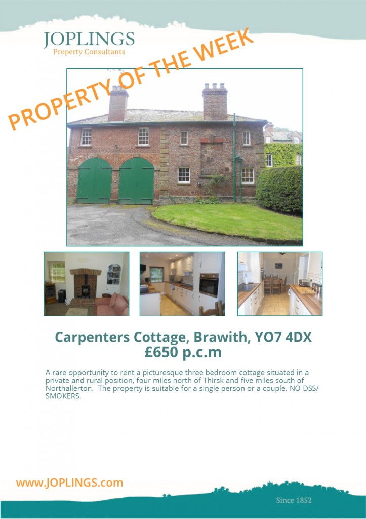 Carpenters Cottage 23.07