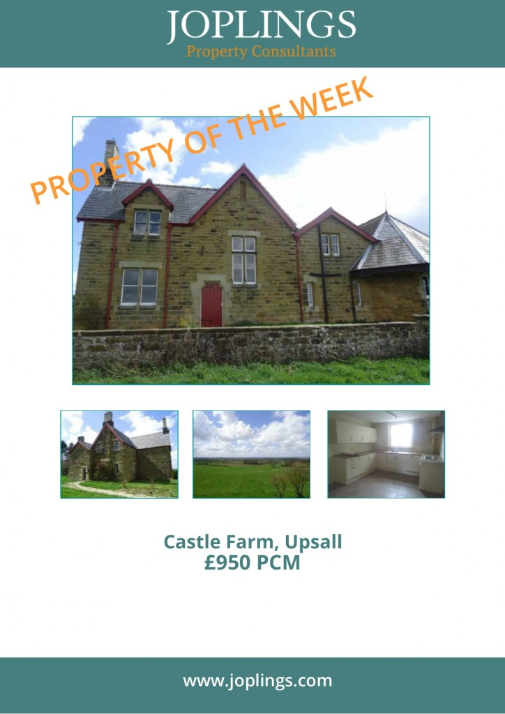 Property of the Week - 4 Bedroom Detached Character Property to Rent