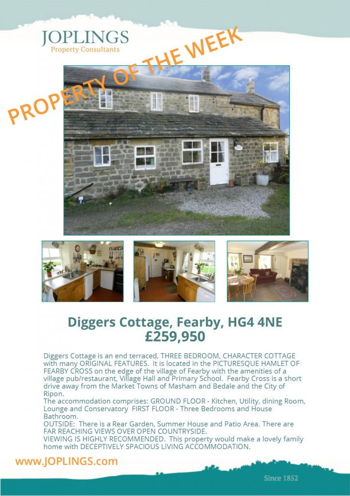 Diggers Cottage