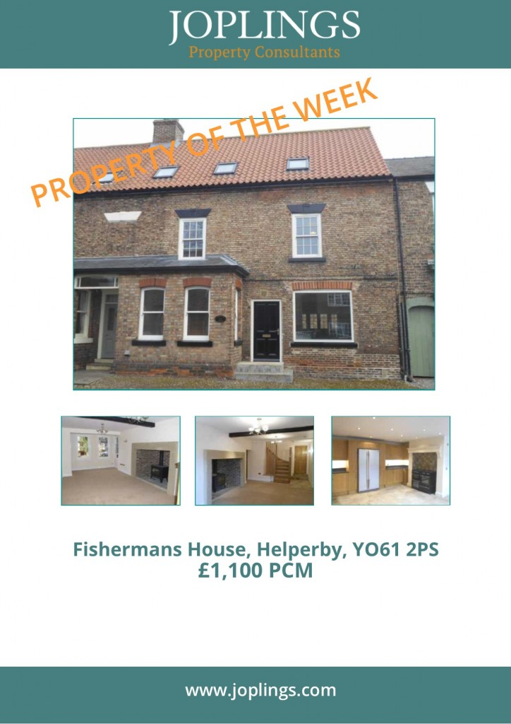 Lettings Property of the Week - 4 Bedroom Newly Renovated Terrace House