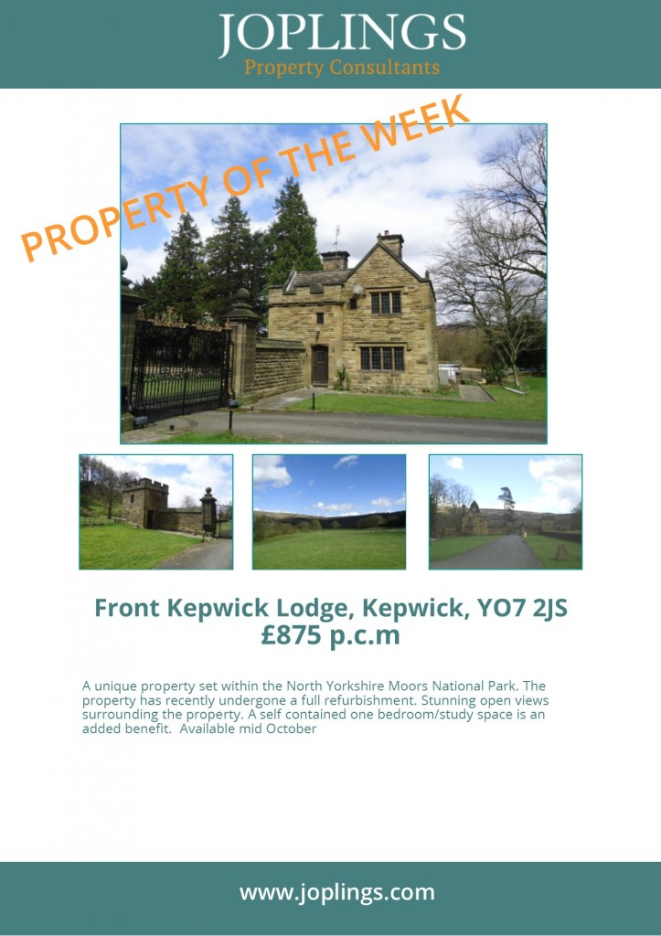 Front Kepwick Lodge
