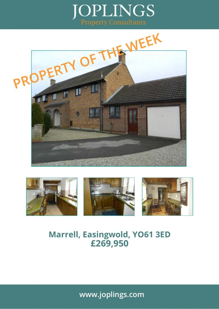 Property of the Week - 3 Bedroom Semi-Detached House