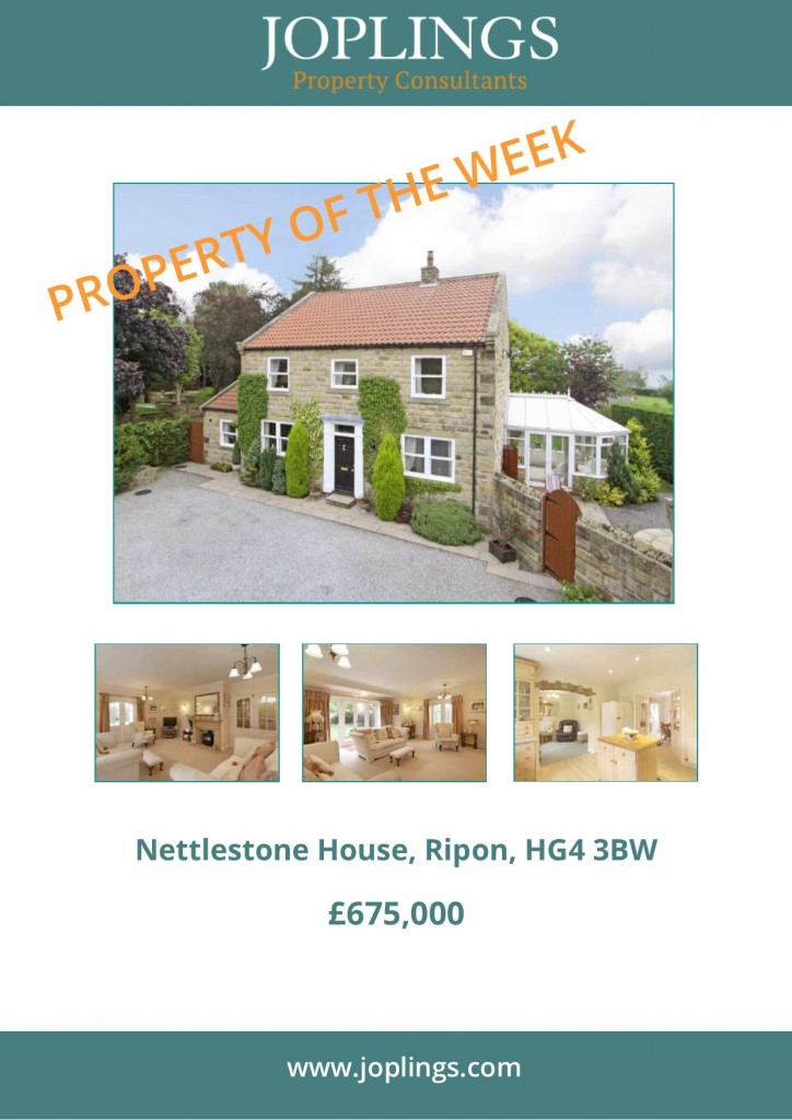 Property of the Week - 4 Bedroom Stone Built Detached Property