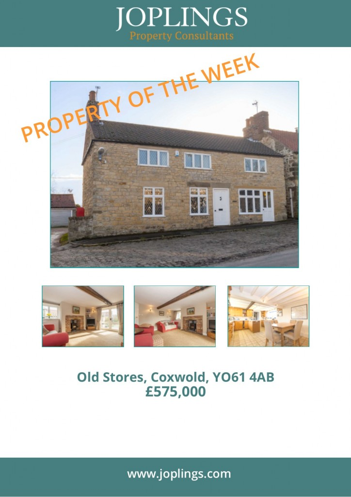 Property of the Week - 5 Bedroom Detached Stone Built House